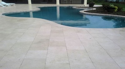 pool deck resurfacing & concrete overlay